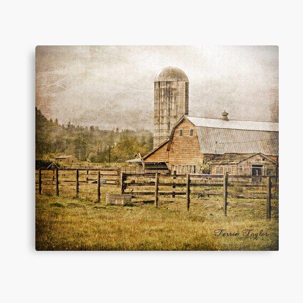 Barn Series : 1 Metal Print