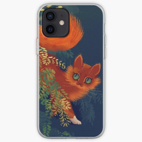 Squirrelflight Portrait iPhone Soft Case