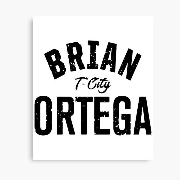 Brian Ortega  Canvas Print