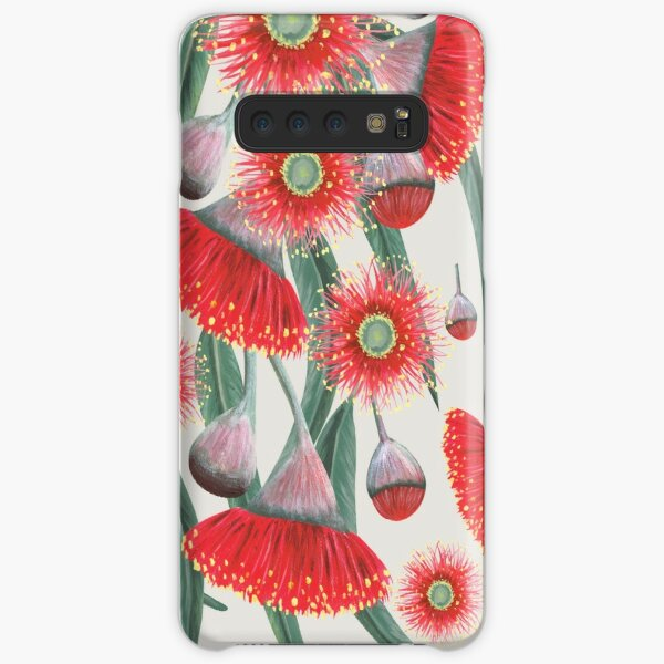 Gum Flowers and Leaves  Samsung Galaxy Snap Case