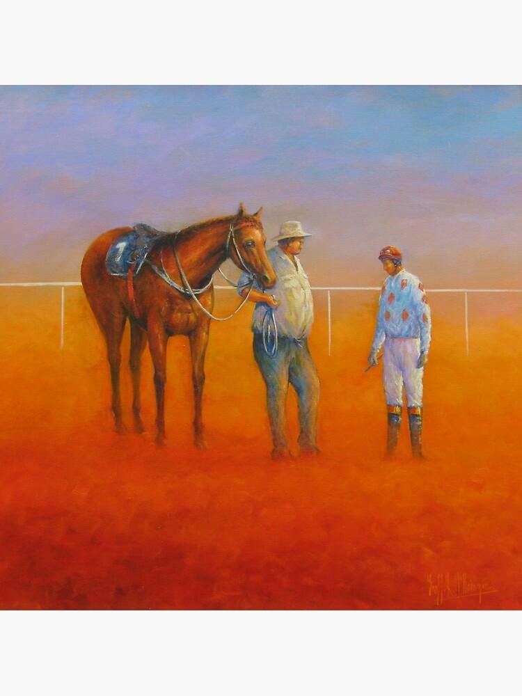 The Jockey's Instructions, Birdsville by GeoffMac