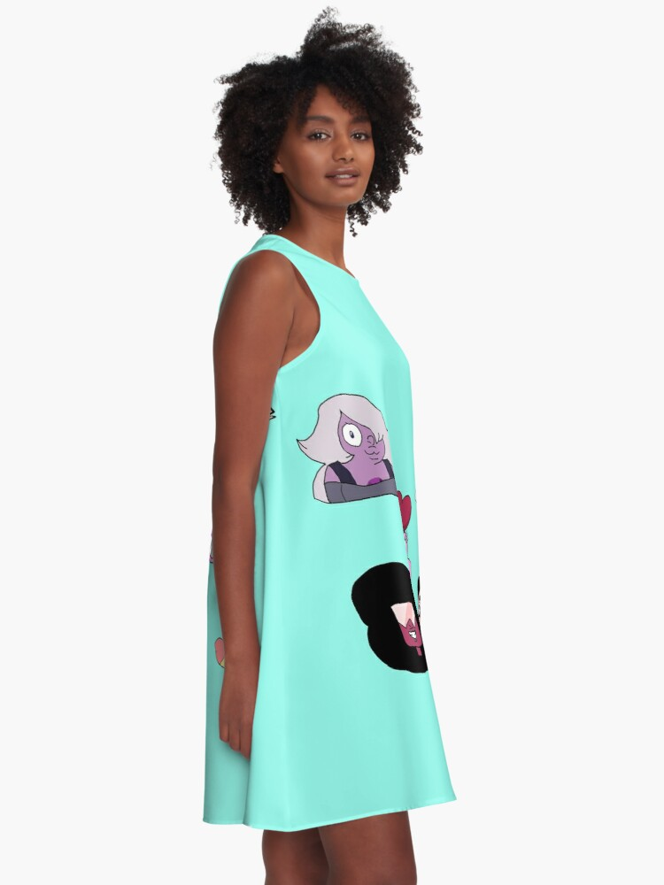 Alternate view of Steven Universe The Movie A-Line Dress