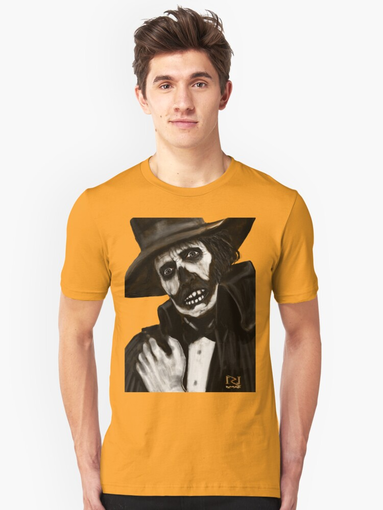 DR DEATH !  tee by Ray Jackson