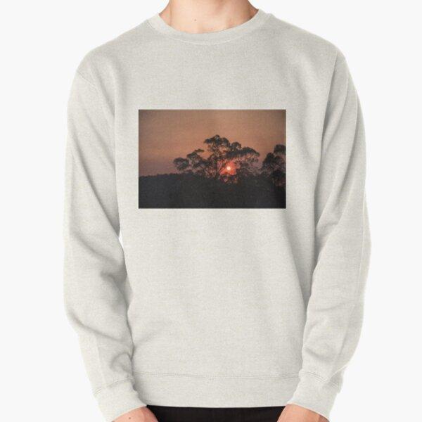 Smoky Morning Pullover Sweatshirt