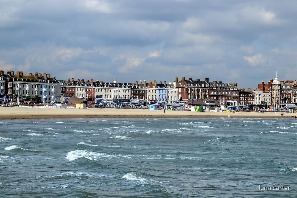 Colours of Weymouth  Dorset UK 2015-98-09 by lynn carter