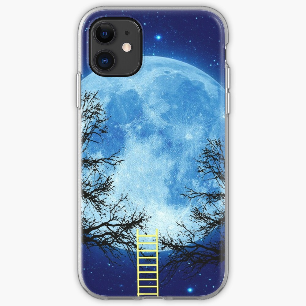 A Ladder to the Moon  iPhone Case & Cover