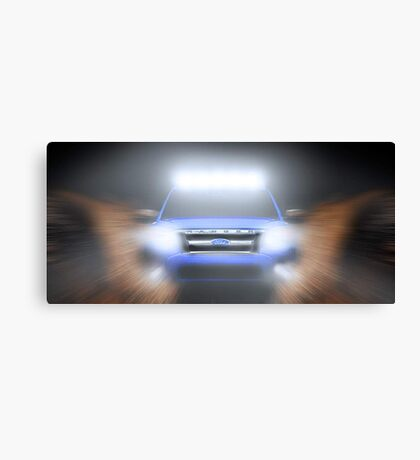 FORD RANGER Canvas Print