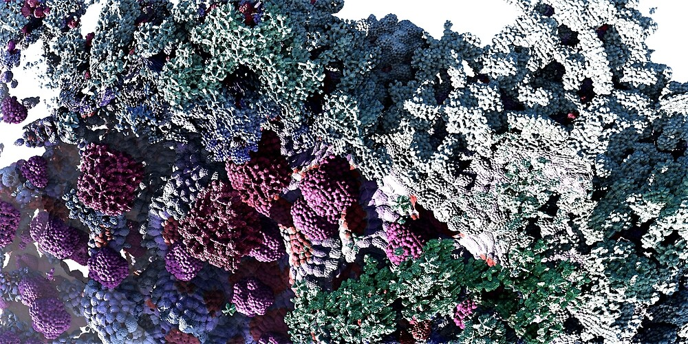 Odd - Fractal Abstract render CG by gr8effect