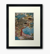 Coalition of Colors Framed Print