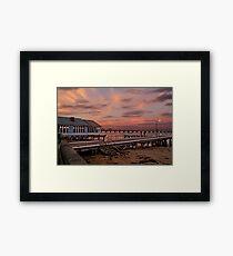 Sunset, Barwon Heads Framed Print