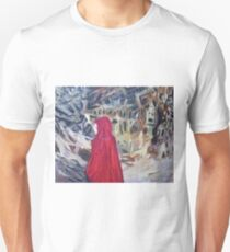 Near the wolf caves T-Shirt
