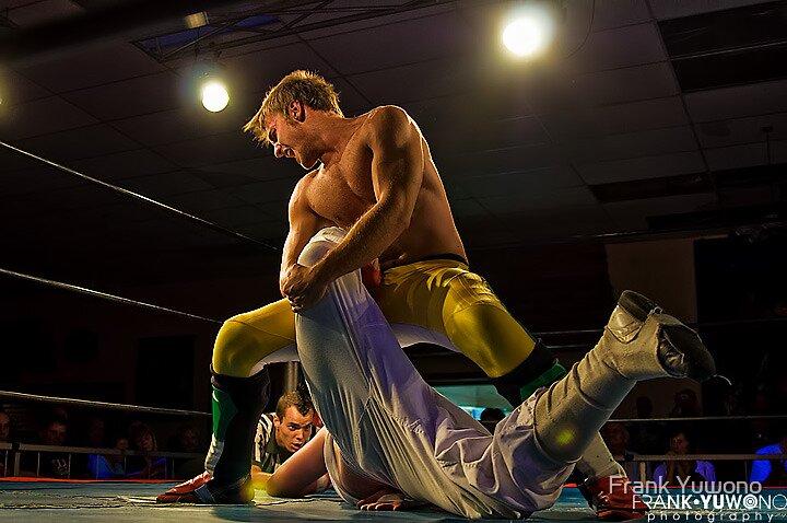 Alberto vs Chip by Frank Yuwono