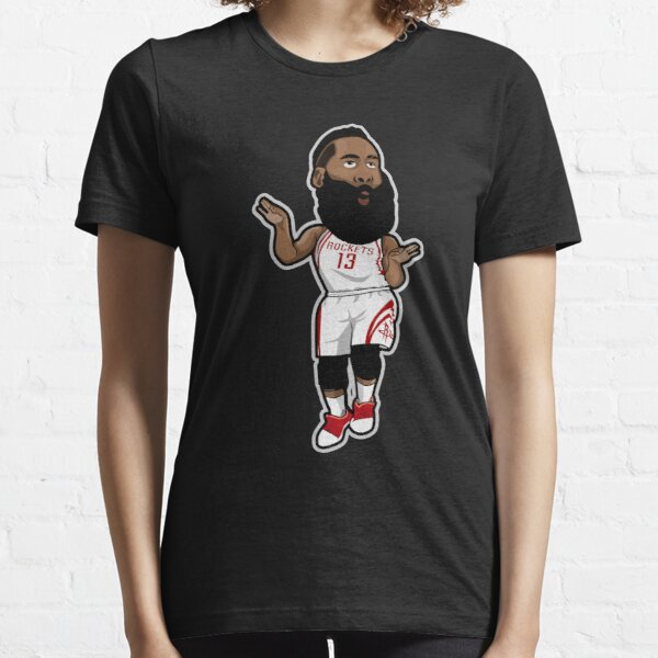 James Harden Cartoon Style Essential T-Shirt