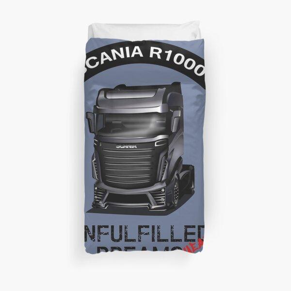 Scania R1000 Rêves Inassouvis Housse de couette