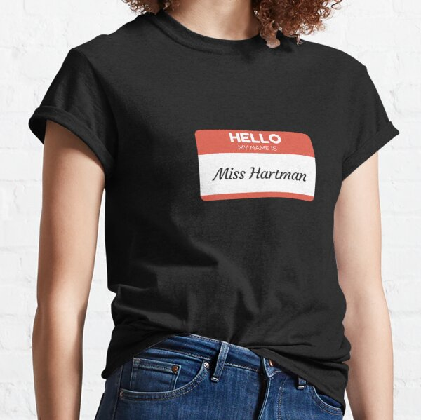 Mashed Clothing Hello My Name is Robert Personalized Name Baby Romper