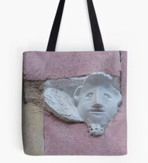 """Winged"" Tote Bag"