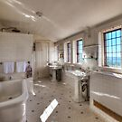 Castle Bathroom Too by Bruce Taylor
