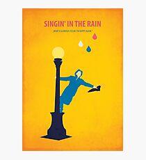 Singin 'in the Rain Photographic Print