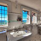 Castle Bathroom by Bruce Taylor