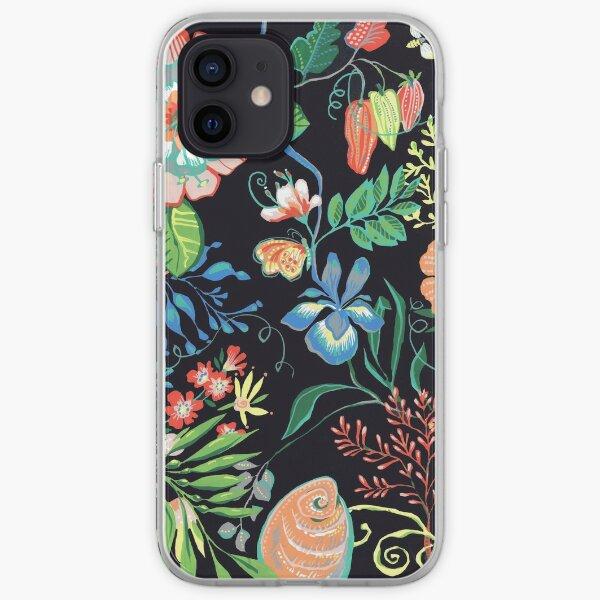 Underwater garden iPhone Soft Case