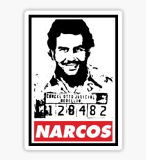 Narcos Sticker