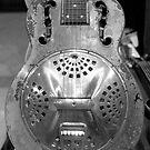 Rusty Resonator by AnalogSoulPhoto