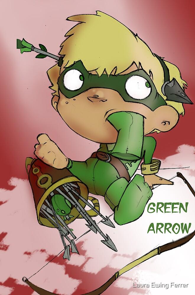 Green Arrow by Laura Ewing Ferrer