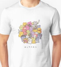 Mitchiri neko cosplay Unisex T-Shirt
