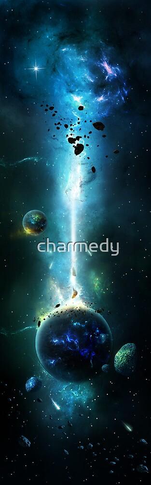 Asteroid Belt by charmedy