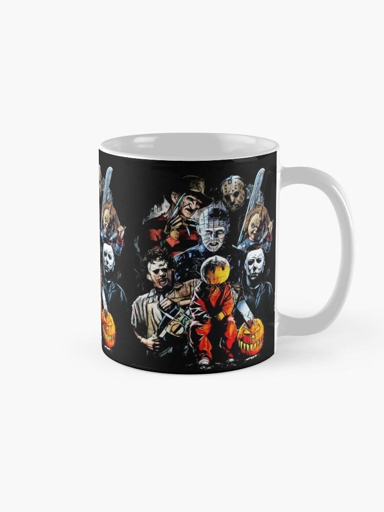 Alternate view of Horror Mug
