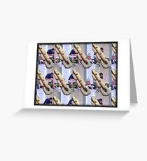 The Whittler Greeting Card