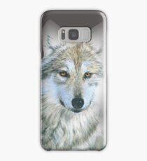 Wolf Samsung Galaxy Case/Skin