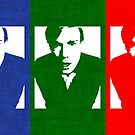 Young Andy Warhol by Celticana