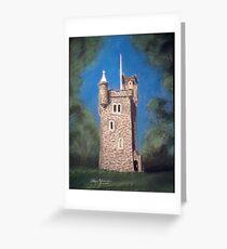 Helen's Tower, Bangor, Northern Ireland (the original one!) Greeting Card