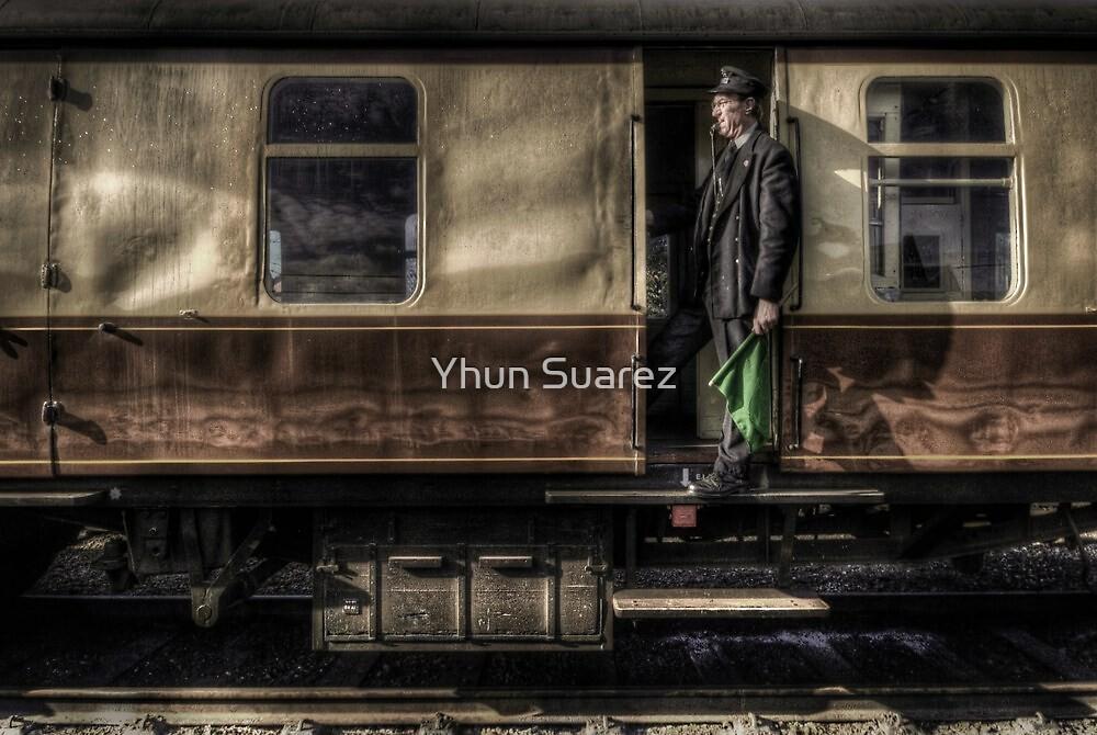 All Aboard by Yhun Suarez