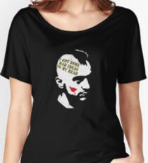 Taxi Driver, Travis Bickle Women's Relaxed Fit T-Shirt