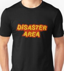 Disaster Area band t-shirt Unisex T-Shirt