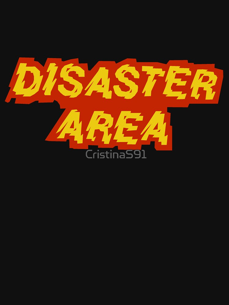 Disaster Area band t-shirt | Unisex T-Shirt