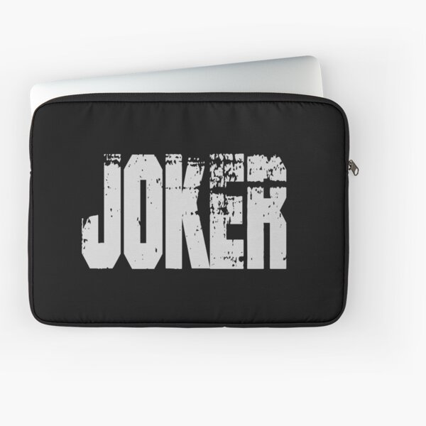 Joker   Dark Apparel Laptop Sleeve