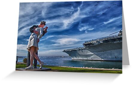 San Diego Sailor by Chris Lord