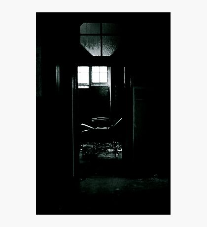 Doctor will see you now... Photographic Print