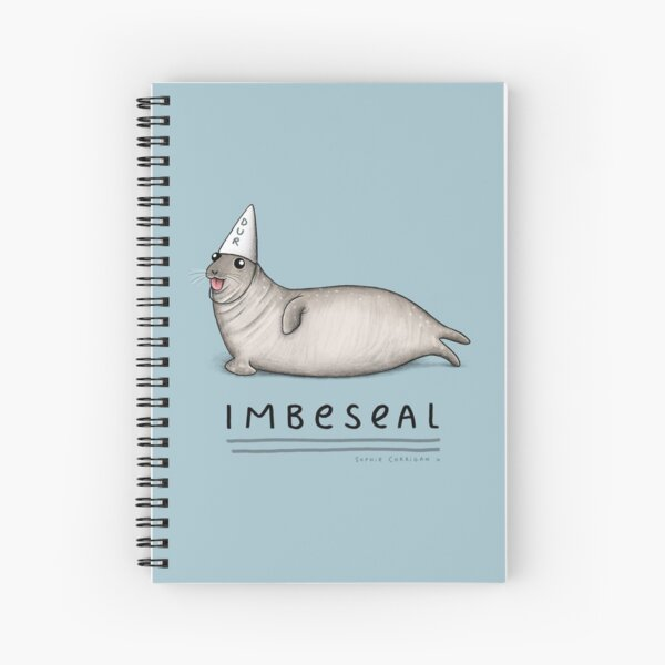 Imbeseal Spiral Notebook