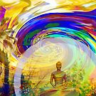 Meditation & Colors by Elenne Boothe