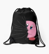HIDDEN KIRBY! Drawstring Bag