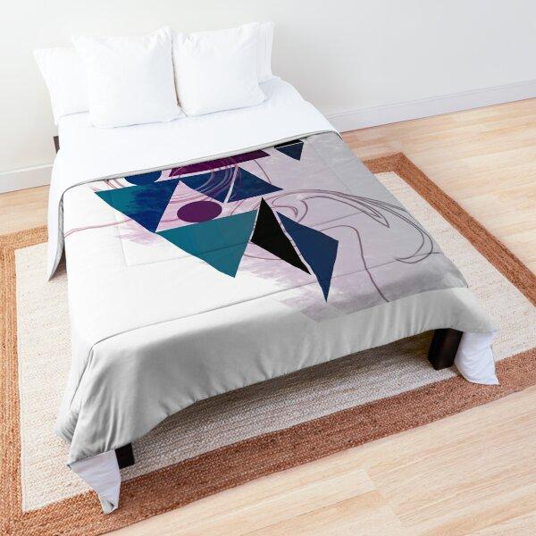 Triangle Roll Comforter