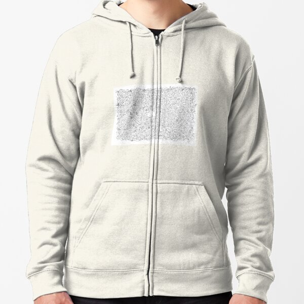 Dreaming in Nature Zipped Hoodie