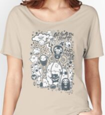 Call forth the strange and embrace Women's Relaxed Fit T-Shirt