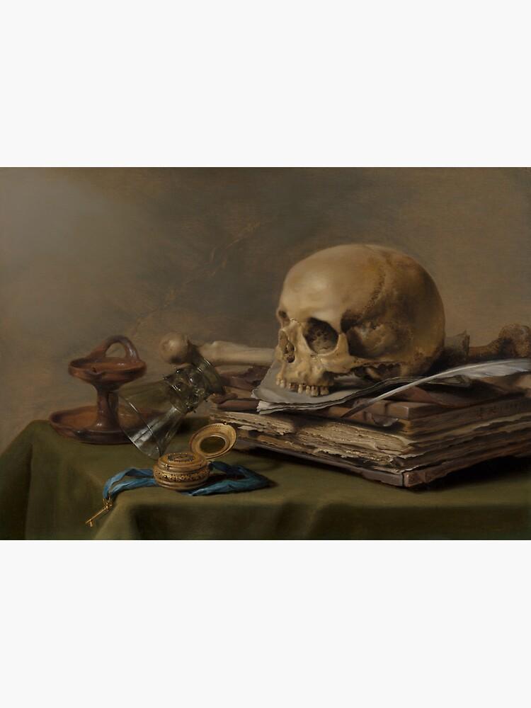 Vanitas Still Life by Pieter Claesz by liesjes