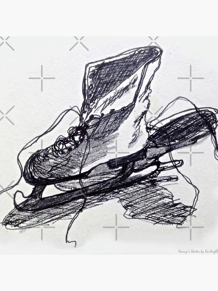 Nancy's Skates by KarleighBon