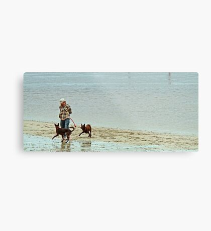 Antici.................pation Metal Print